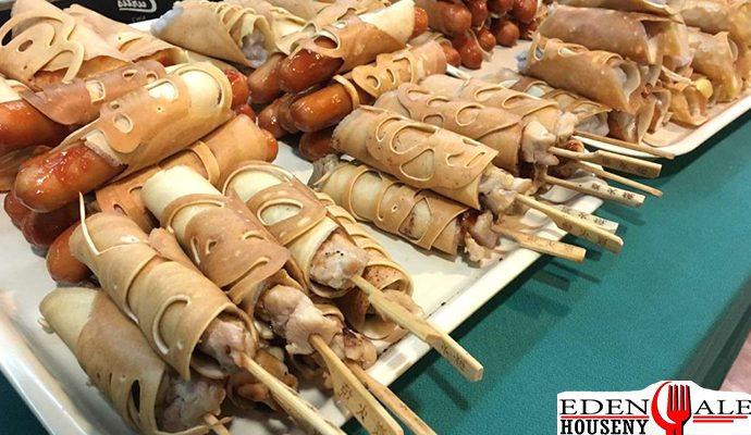 ขนมโตเกียวกะทิสด ซูโม่ สานฝัน Street Foodวัยเด็กหน้าโรงเรียน edenalehouseny สตรีทฟู้ด
