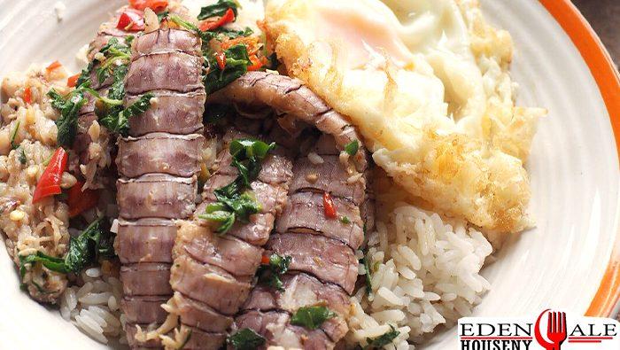 ป้าอ่อน ซอยก๊วน รสชาติความอร่อยนั้นระดับภัตตาคารชลบุรี edenalehousenyร้านอาหาร
