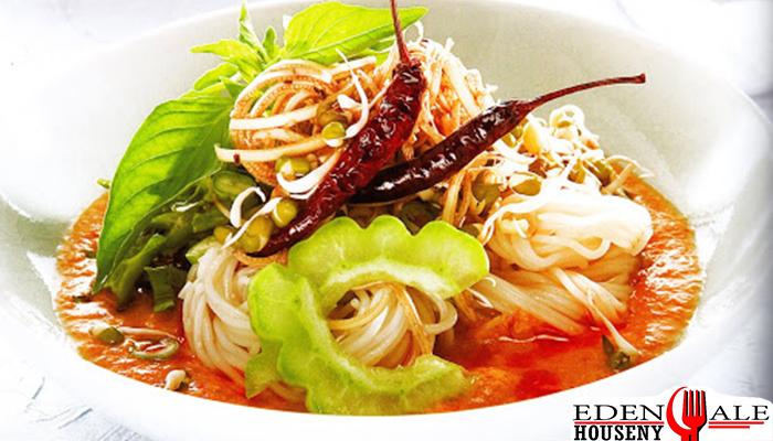 ร้านขนมจีน บ้านยายเปลี่ยนอายุกว่าร้อยปีของดีบ้านตะกั่วป่า edenalehouseny ร้านอาหาร