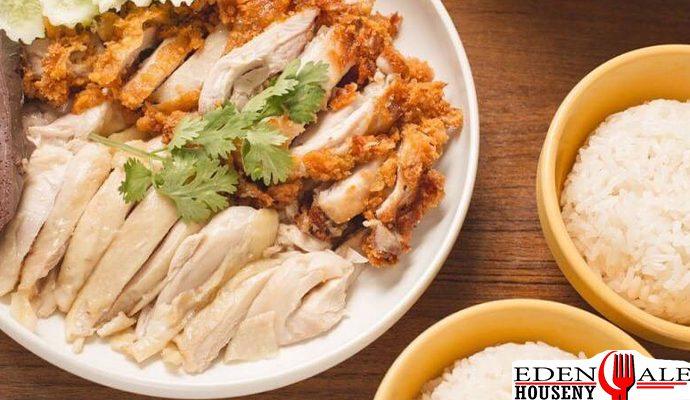 ร้านข้าวมันไก่ เจ้อ้วนร้านเด็ด ร้านดัง ขวัญใจชาวเกษตรบางเขน edenalehouseny ร้านอาหาร