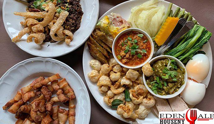 แนะนำร้านสุดเจ๋งร้านต๋องเต็มโต๊ะ เอาใจคนชอบอาหารเหนือ edenalehouseny ร้านอาหาร