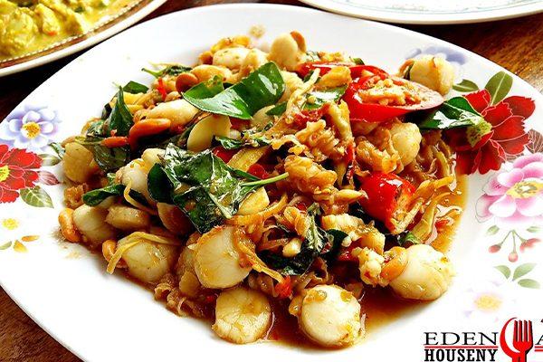 ครัวครูหมูแม่กลอง อาหารท้องถิ่นต้องลอง ที่เมืองสมุทรสงคราม edenalehouseny ร้านอาหาร