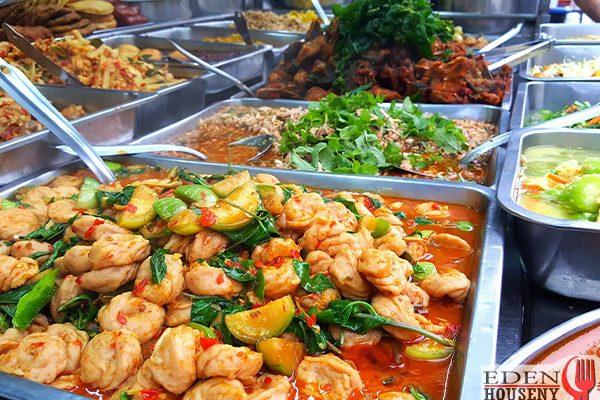 รีวิวอาหารคาวหวาน แนวสรีทฟู้ด ย่านบางลำพูเมืองเก่ากลางกรุง edenalehouseny สตรีทฟู๊ด