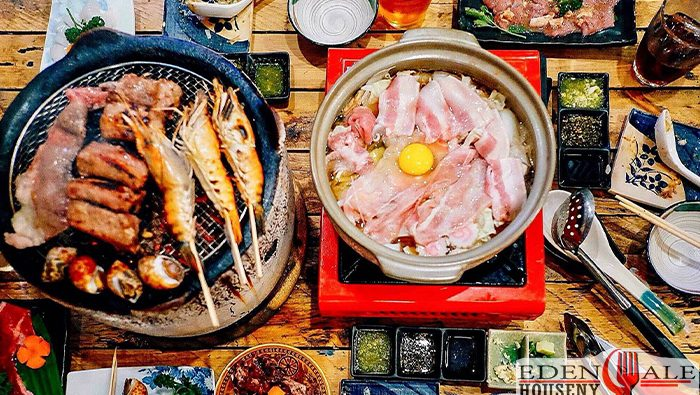 ร้านWani Yakinikuชาบูย่างเนื้อ อาหารญี่ปุ่น เมืองเชียงใหม่ edenalehouseny ร้านบุฟเฟ่