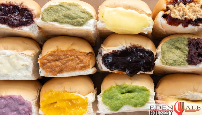 ปังอั้ยยะ ขนมปังปิ้งโบราณ ในยุคใหม่ edenalehousenyของหวาน