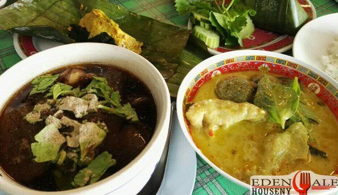 ร้านบ้านคุณปู่ เผ็ดร้อนจัดจ้านอาหารปักษ์ใต้จังหวัดภูเก็ต edenalehousenyร้านอาหาร