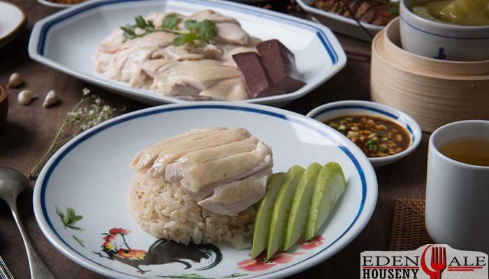โกอ่างข้าวมันไก่ประตูน้ำ ถนนเพชรบุรีเขตราชเทวีedenalehousenyร้านอาหาร