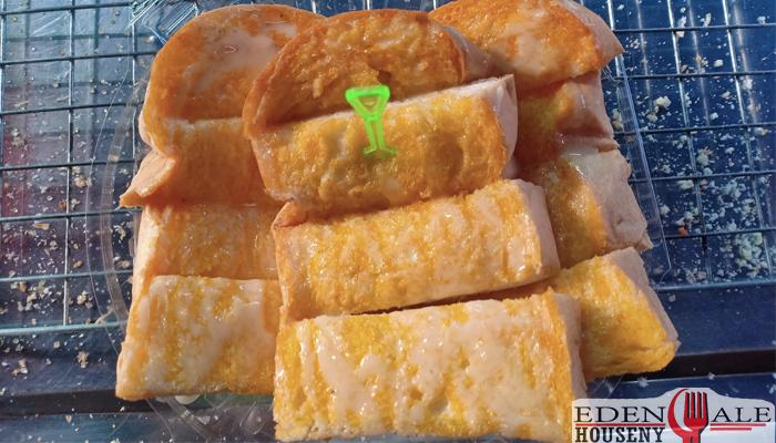 ขนมปังปิ้งธรรมดายอดขายอลังการ