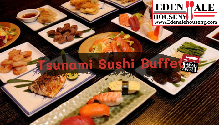 ร้านบุฟเฟ่พัทยา Tsunami Sushi Buffet บุฟเฟ่สไตล์ญี่ปุ่น อีกหนึ่งร้านสำหคัญของชาวพัทยาที่ต้องลองเพราะร้านนี้นั้นเป็น บุฟเฟ่แบบญี่ปุ่นโดยแท้